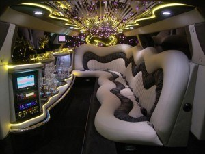 Chrysler Limo Hire London