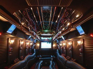 Fun Limo Party Bus Hire London